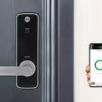 yale unity digital entrance smartlock